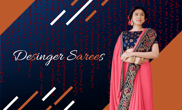 Set The Trend When You Wear Your Bridal Designer Sarees